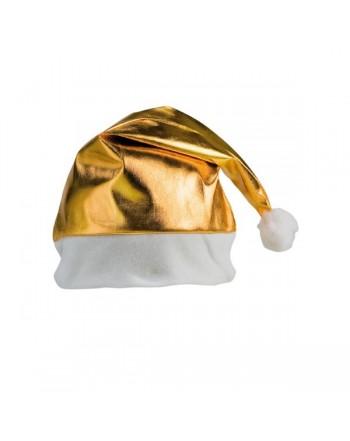 GORRO PAPA NOEL GOLD