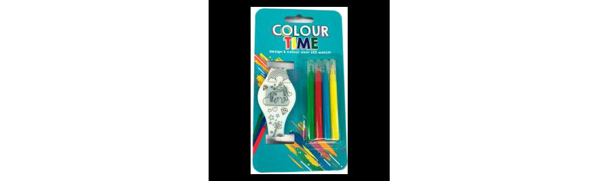 Productos para colorear